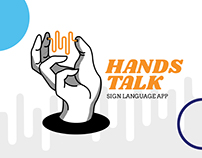 Hands Talk | Sign Language App