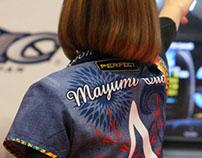 Mayumi Ouchi Darts Uniform