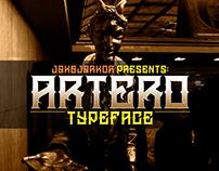 ARTERO - TYPEFACE
