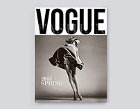 Vogue, Magazine Design, Restyling