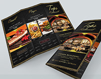 Restaurant Menu - Food Menu Template