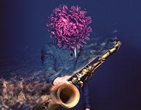 Distorting Jazz Album Art
