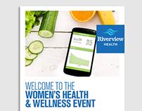 Leaflet Handout  ||  Riverview Health