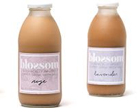 blossom Iced Coffee Drinks