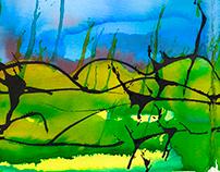 Mi planeta imaginario / Entre aridez y eterna primavera