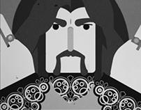 Barış Manço - Dönence (animated short)