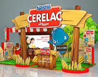 CERELAC booth