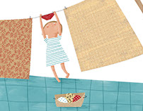 CHILDREN ILLUSTRATION Personal Proyects