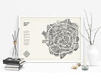MilanoMusicMap - Branding, Illustration & Web Design