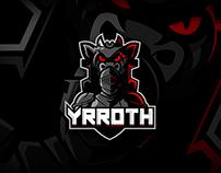 Yrroth Gaming - Logo Design