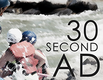 30 sec social media ad Whitewater Center