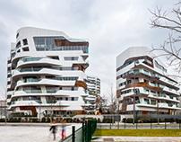 CitlyLife Milano Residential Complex | Zaha Hadid