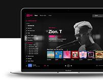 Mnet music website renewal