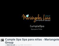 Videos promocionales de servicios - Cumple Spa