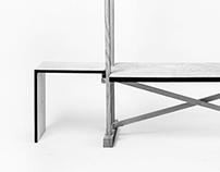 Clothing stand // Salt & Tenorio
