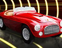 Le Rouge Ferrari
