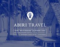 Abiri Travel | Branding