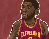 NBA Player illust