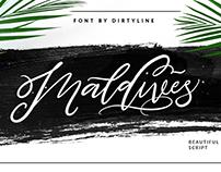 Maldives Script
