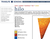 Translite Sonoma E-commerce Website