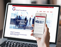 Global7 Consultants Website