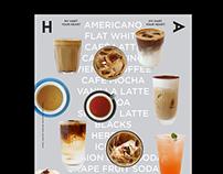 HART CAFE Branding