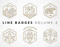 Line Badges — Vol. 2