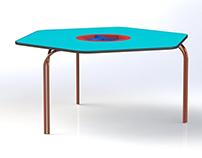 Children's School Table