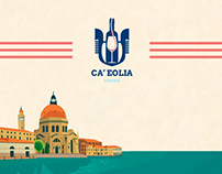 Ca' Eolia / Branding