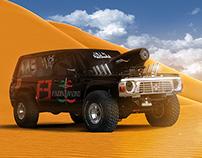 Nissan Patrol - V8 NOS