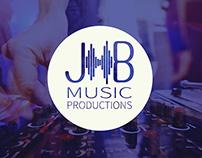 JHB Music Productions Logo