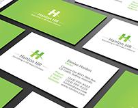 Corporate Logo & Business Card