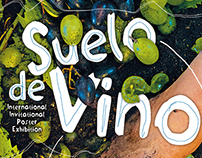 """Suelo de Vino"" / International Exhibition Poster 2016"