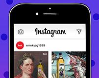 Social Media-Instagram
