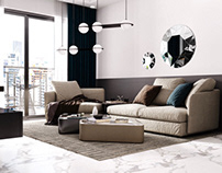 Scenic Valley Living Room