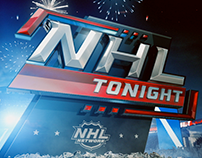 2016 NHL Network Show Logos