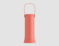 Portable Battery Lantern & Speaker