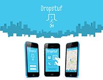 Dropstuf Brand Identity & App