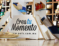 Pols ® | Shoe Display Design