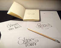 Branding – Shoes on tour