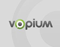 Vopium App Concept