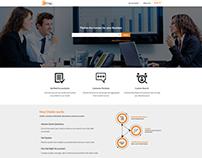 Chekin Web Page Designs