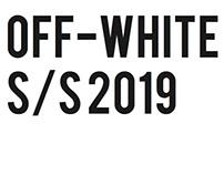 Off-White S/S 2019