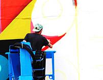 JLT Dubai_Creative community wall - Ruben Sanchez