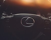 Lexus NX300h Photography