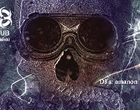 Club Infektio - Flyer and Facebook cover design