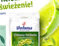 Verbena - Zielona herbata - Green Tea