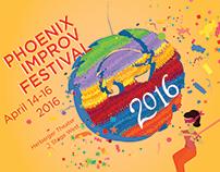 Phoenix Improv Festival 2016