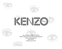 Product Development for KENZO