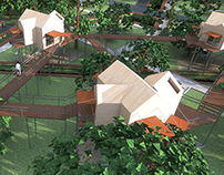 Reconstruction of student camp